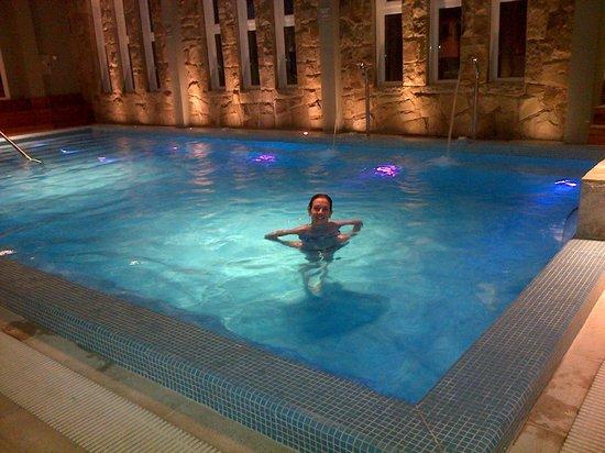 Hotel Monte Claro: Pileta