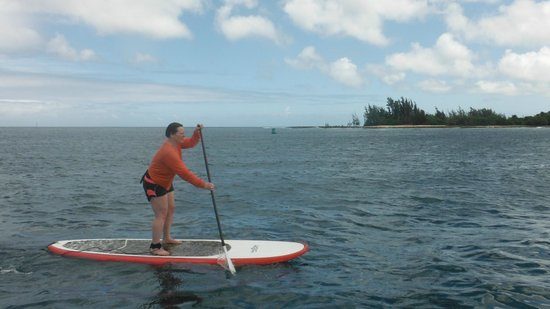 Stand Up Paddle Lessons -- Rainbow Watersports Adventures : SUP