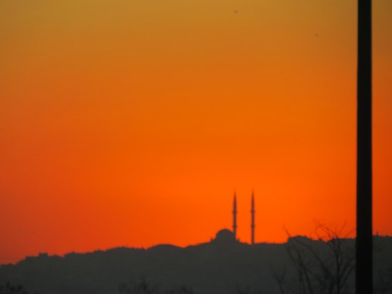 Historic Areas of Istanbul : PUESTA DEL SOL EN ESTAMBUL