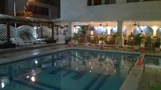 Hotel Tayrona : Area Piscina
