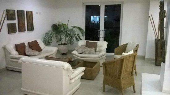 Hotel Tayrona : Sala principal