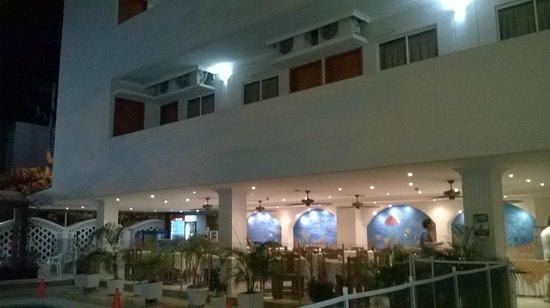 Hotel Tayrona : Habitaciones