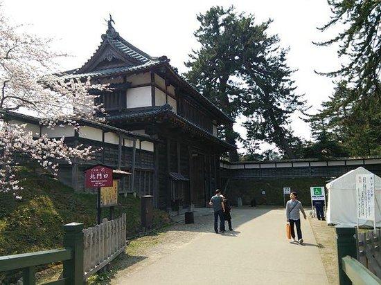 Hirosaki Castle : 北門