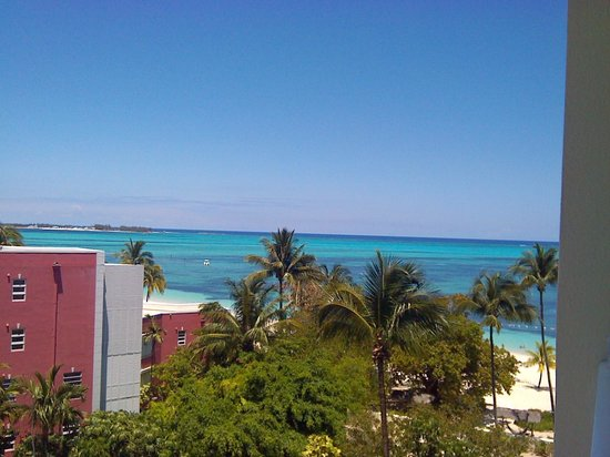 Breezes Resort & Spa Bahamas : view from room 704