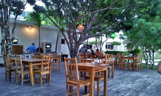 Barlito : The seating area