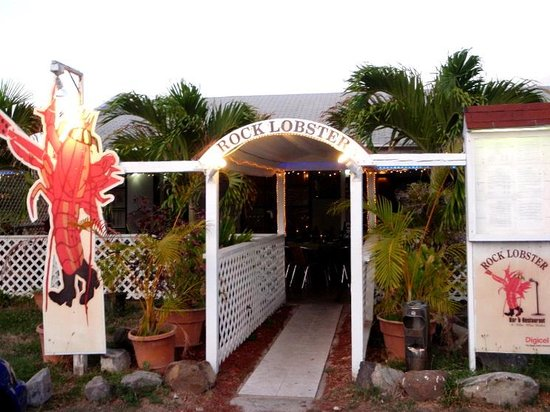 Rock Lobster : The restaurant s casual and fun