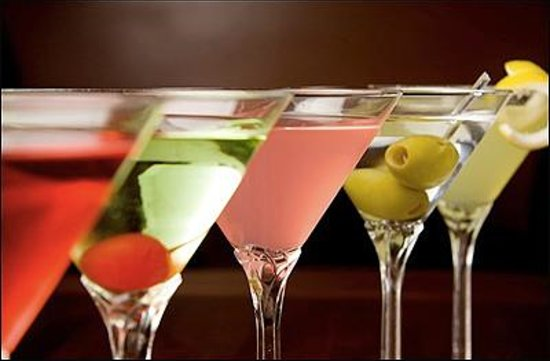 Papillon 25: Happy Hour Martinis