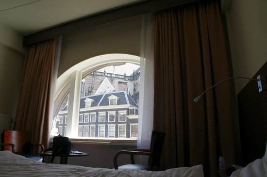 Die Port van Cleve: Our room views