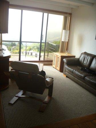 El Crater Hotel: Vista