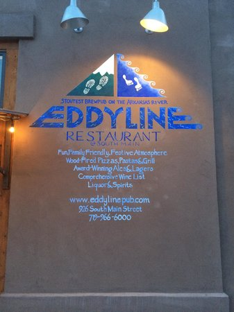 Eddyline Restaurant at South Main: Buena Vista's brewery