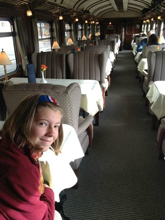 PeruRail Andean Explorer: In the carriage