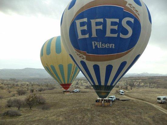 Cappadocia Voyager Balloons: Balloon