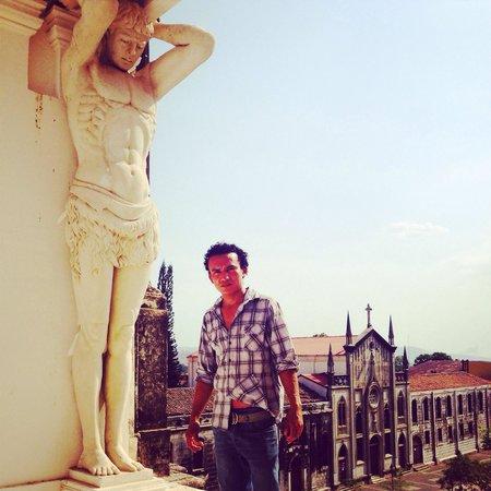 Basilica Catedral de la Asuncion: Me gusta , lindo recuerdo...