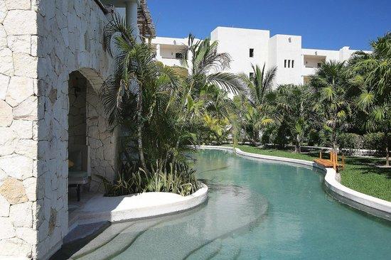 Secrets Maroma Beach Riviera Cancun: Your private pool...