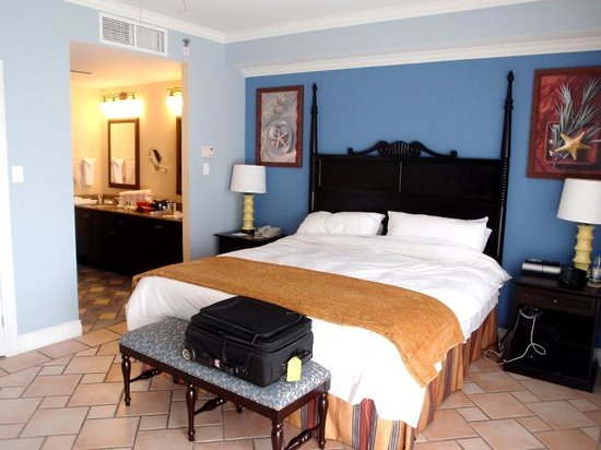 Marriott's St. Kitts Beach Club : Master suite