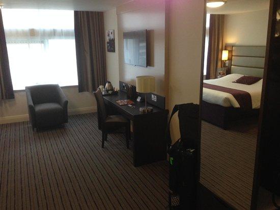 Premier Inn Manchester City Centre (Arena/Printworks) Hotel: room 2