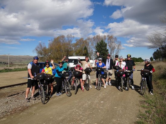 Off The Rails Cycle Tours: The beginning