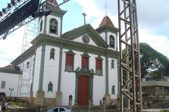 Santa Barbara: Igreja Matriz de Santo Antônio