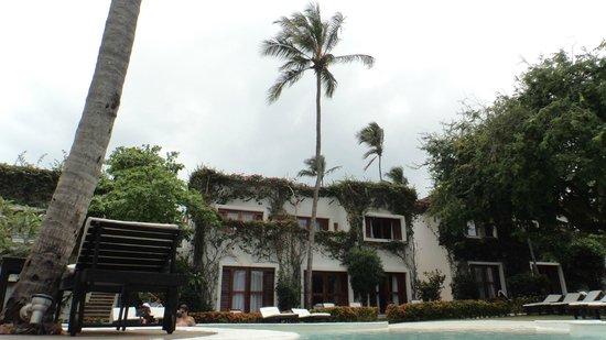 My Blue Hotel: hotel