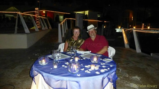 Cozumel Palace: Special Dinner