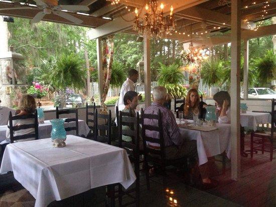 Backyard Porch Hilton Head : Outdoor area  Picture of 843, Hilton Head  TripAdvisor