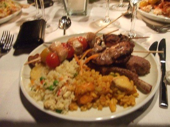 Finca Cortesin Hotel Golf & Spa: Taste explosion!!!