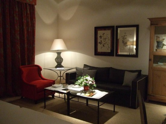 Finca Cortesin Hotel Golf & Spa: My space