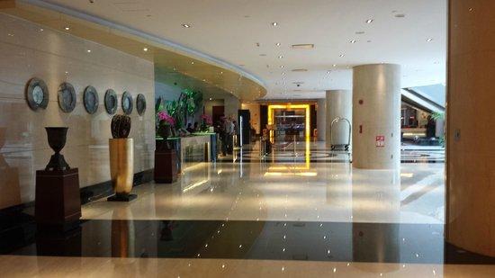 Pullman Guangzhou Baiyun Airport: Hotel Main Lobby