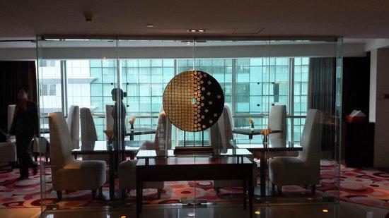 Pullman Guangzhou Baiyun Airport: The executive floor