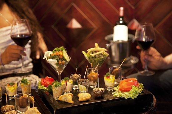 Mezze: Fine Lebanese appetizers