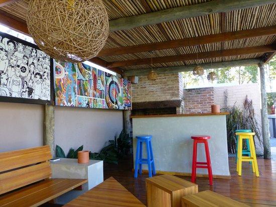 Posada El Capullo : Quincho