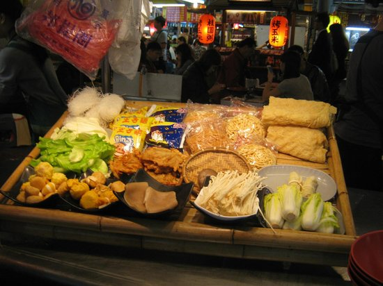 Ruifeng Night Market: Food Vendor