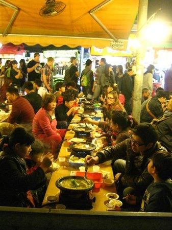 Ruifeng Night Market : Hot Pot Restaurant