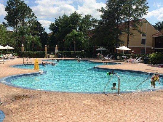 Westgate Vacation Villas Resort & Spa: Una de las 14 Piscinas