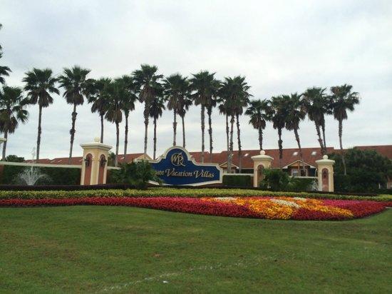 Westgate Vacation Villas Resort & Spa: Una de las entradas