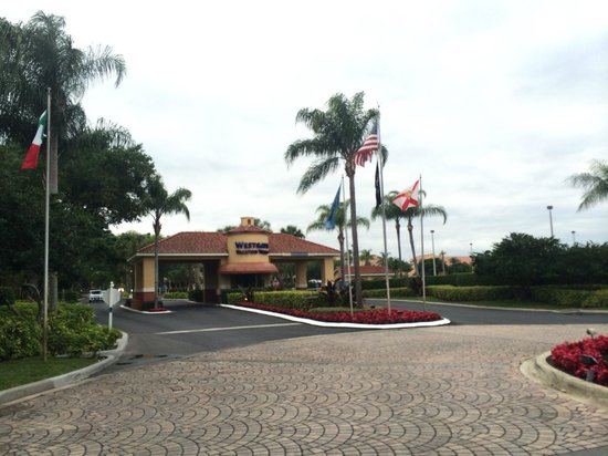 Westgate Vacation Villas Resort & Spa: Entrada Principal