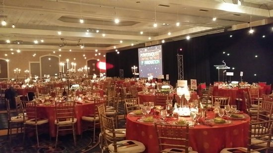 Columbia Marriott : Capital Ballroom; doesn't even do it justice