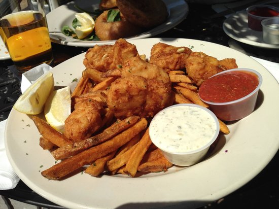 Berry Hill Bistro: Fish &chips