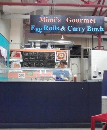 Mimi's Gourmet Eggrolls & Curry Bowls
