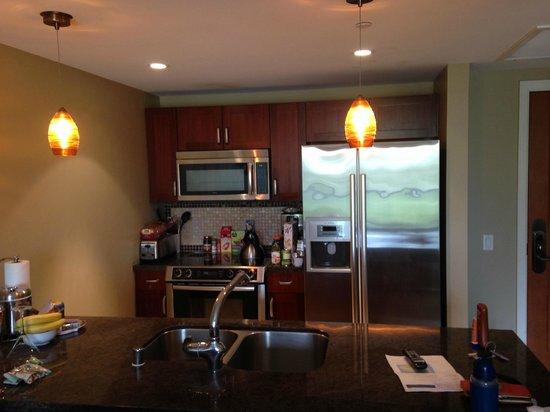 Honua Kai Resort & Spa: Room kitchen