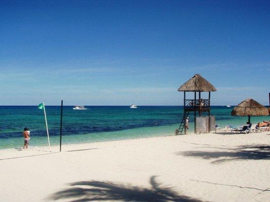 Allegro Cozumel: Área de playa