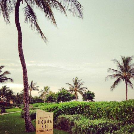 Honua Kai Resort & Spa: Honua Kai grounds