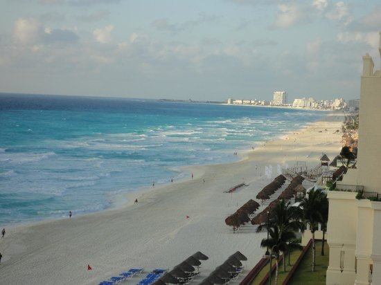CasaMagna Marriott Cancun Resort : View from our balcony