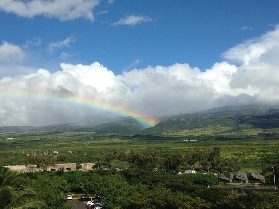 Honua Kai Resort & Spa : Another shot of the view from lanai