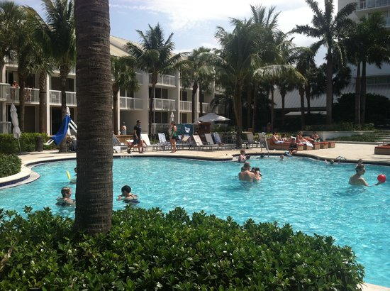 Hilton Fort Lauderdale Marina: Hotel Swimming pool