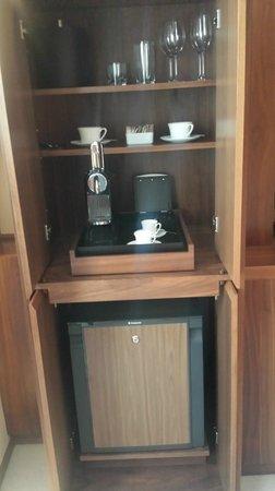 The Langham New York Fifth Avenue : Nespresso Counter