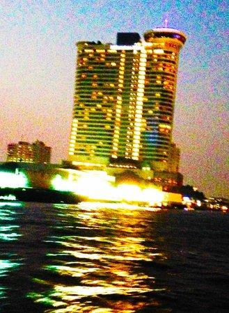 Millennium Hilton Bangkok from Hilton's boat