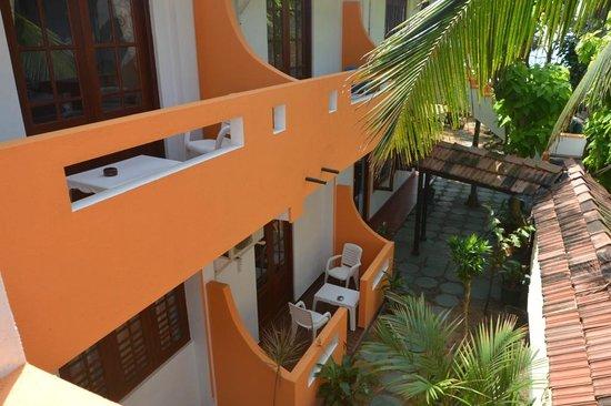 Villa Paradise Hikkaduwa: Delux Room