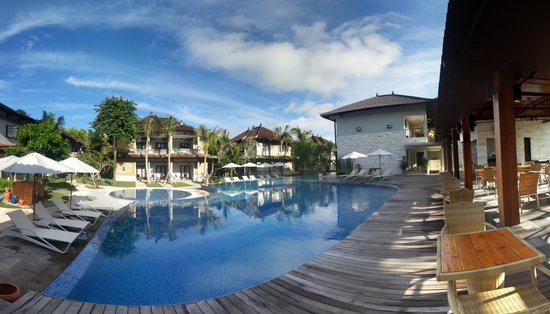 Grand Whiz Hotel Nusa Dua: Great Morning