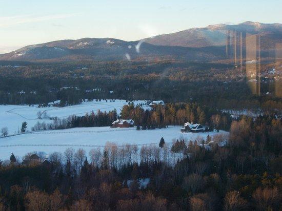 Olympic Ski Jump Complex : Ski Jump - Vista
